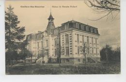 CONFLANS SAINTE HONORINE - Maison De Retraite RICHARD - Carte PUB (voir Dos) - Conflans Saint Honorine