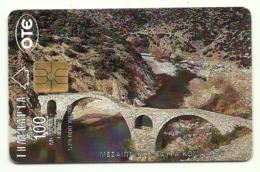 Grecia - Tessera Telefonica Della Grecia Da 100 Units - T634 - Paesaggi