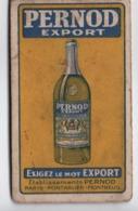 Petit Carnet Publicitaire/ Pernod Export/Exigez Le Mot Export/Paris - Pontarlier -Montreuil / Vers 1930        VPN241 - Altri