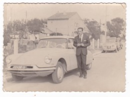 "AUTOMOBILE - AUTO - CAR - CITROEN "" DS PALLAS "" - FOTO ORIGINALE - Automobiles"