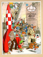 Bloc 173** Non Dentelé Centre Belge De La BD Belgisch Stripcentrum Neuf Sans Charnière - Blocks & Kleinbögen 1962-....