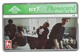 Gran Bretagna - Tessera Telefonica Della Gran Bretagna Da 40 Units - T638 - Télécartes