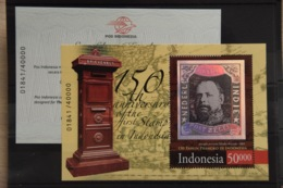 N 289 ++ INDONESIA INDONESIË 2014 150 YEAR STAMPS  MNH ** - Indonesië