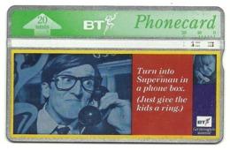 Gran Bretagna - Tessera Telefonica Della Gran Bretagna Da 20 Units - T639 - Telefoni
