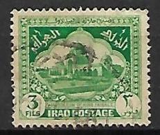 IRAQ     -    Mausolée  .  Oblitéré - Iraq