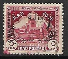 IRAQ     -    Service  -   Mausolée  .  Oblitéré - Iraq