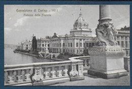 Esposizione Di Torino 1911 - Palazzo Della Francia - Expositions