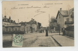 COURSEULLES - Rue De La Mer - Courseulles-sur-Mer