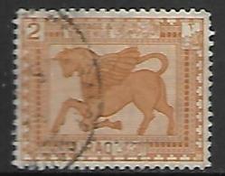 IRAQ     -   1923  .  Y&T N° 52  Oblitéré - Iraq