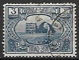 IRAQ     -   1923  .  Y&T N° 53 Oblitéré - Iraq