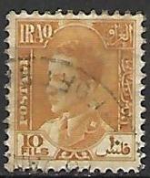 IRAQ     -   1934  .  Y&T N° 112 Oblitéré - Iraq