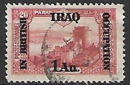 IRAQ     -   1918  .  Y&T N° 28 Oblitéré - Iraq