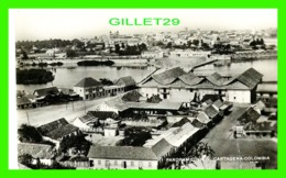 CARTAGENA, COLOMBIE - PANORAMIC VIEW OF THE CITY - ANIMATED - J. V. MOGOLLON & CIE - - Colombie