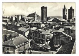 914 - ALBENGA SAVONA PANORAMA E ISOLA GALLINARA 1957 - Savona