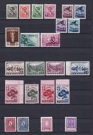 Serbien - 1941/45 - Sammlung - Ungebr./Postfrisch - Occupation 1938-45