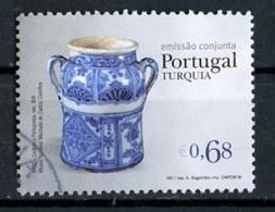 Portugal 2009 Y&T N°3389 - Michel N°3410 (o) - 0,68€ Céramique - Oblitérés