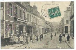80 - AUMALE - Rue Saint-Lazare - CPA - Sonstige Gemeinden