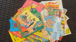 LOT  N° 217  /  100 CARTES POSTALES HUMORISTIQUES DIFFERENTES  NEUVES CPM 10 X 15 - Cartes Postales