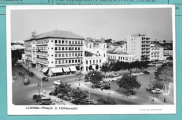 ANGOLA LUANDA PRACA D. FERNANDO - Angola