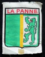 Patch Écusson Tissu Touristique : Belgique - LA PANNE - De Panne - Blason - Ecussons Tissu