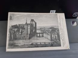 GENAPPE Le Château De Lothier Pli - Genappe