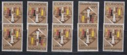 Europa Cept 1965 San Marino  2v (10x) ** Mnh (44840) - Europa-CEPT