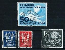 Alemania (Emisiones Generales) Nº 59-60-61/2 Usado Cat.50€ - Zone AAS