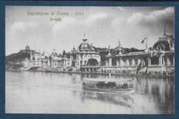 Esposizione Di Torino 1911 - Brasile - Expositions