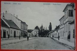SLOVAKIA - MODOR , MODERN , DEAK GASSE - Slovaquie