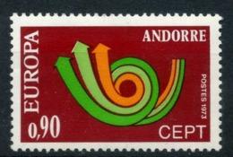 ANDORRE    Europa 1973   N° Y&T  227  ** - Andorre Français