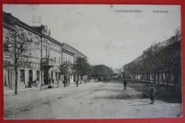 SLOVAKIA - Liptoszentmiklos- Liptovský Mikuláš - Slovacchia