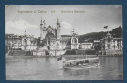 Esposizione Di Torino 1911 - Republica Argentina - Expositions