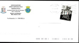 BUSTA CON UNIFICATO 3723 - ANNO 2014 - SPEDITA IL 11.11.2014 - 6. 1946-.. Repubblica