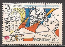 Spanien (1993)  Mi.Nr.  3115  Gest. / Used  (3fh33) - 1931-Heute: 2. Rep. - ... Juan Carlos I