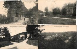 LES PETITES DALLES ( 76 ) - 4 Cpa - France