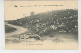 AUTOMOBILES - Circuit D'Auvergne - Coupe GORDON BENNETT 1905 - Sur Les Hauteurs De VOLVIC - Sonstige