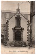 CPA 35 - SAINT-MALO (Ille Et Vilaine) - 151. La Chapelle Saint-Aaron - ND Phot - Saint Malo