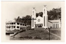 Koforidua Ghana, St. George Parish, Catholic Church, Foto Postkarte - Ghana - Gold Coast