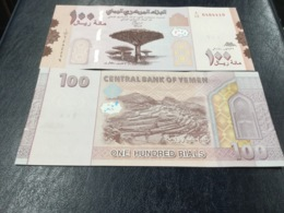 YEMEN ARAB REP.   New 100 Rials.  2018. Pnew.   UNC - Yemen
