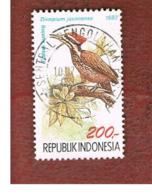 INDONESIA   - SG 2054  -  1992  BIRDS: DINOPIUM JAVANENSE  - USED ° - Indonesia