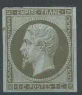 Lot N°51105  N°11, Neuf Sans Gomme - 1853-1860 Napoléon III