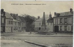 27  Etrepagny Monument Commemoratif - France