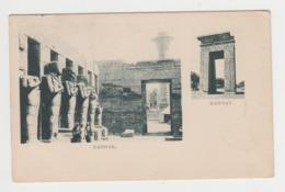 BB697 - EGYPTE - KARNAK - Egypte