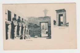 BB697 - EGYPTE - KARNAK - Ägypten