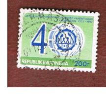 INDONESIA   - SG 2073  -  1992  PKBI ANNIVERSARY  - USED ° - Indonesia