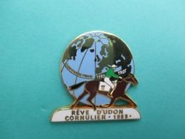 Pins Arthus Bertrand ,  Cheval, Rève D' Udon , Cornulier 1989 - Arthus Bertrand
