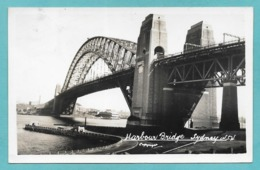SYDNEY HARBOUR BRIDGE 1954 - Sydney