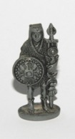 Metal Römer Vexillarius B9 40 Mm Eisen Matt - Figurines En Métal