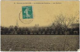 27 Environs De Gaillon  Le Chateau Des Donaires Les Dortoirs - Altri Comuni