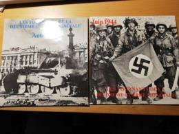 2 33T Les Tournants De La 2eme Guerre Mondiale - Vinyl-Schallplatten